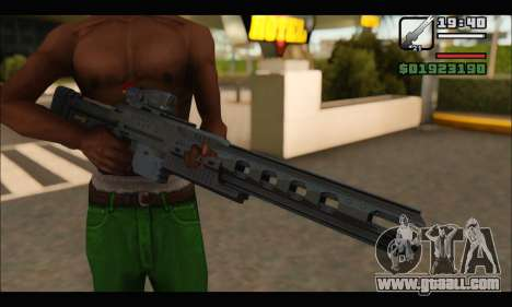 BF4 Final Stand DLC Rorsch Mk-1 for GTA San Andreas forth screenshot