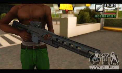 BF4 Final Stand DLC Rorsch Mk-1 for GTA San Andreas forth screenshot