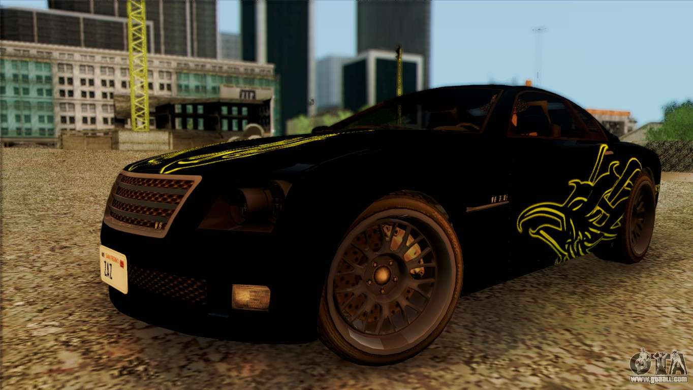 Schyster Fusilade Sport 1 0 for GTA San Andreas  Wonderful fashion    Gta 5 Schyster Fusilade