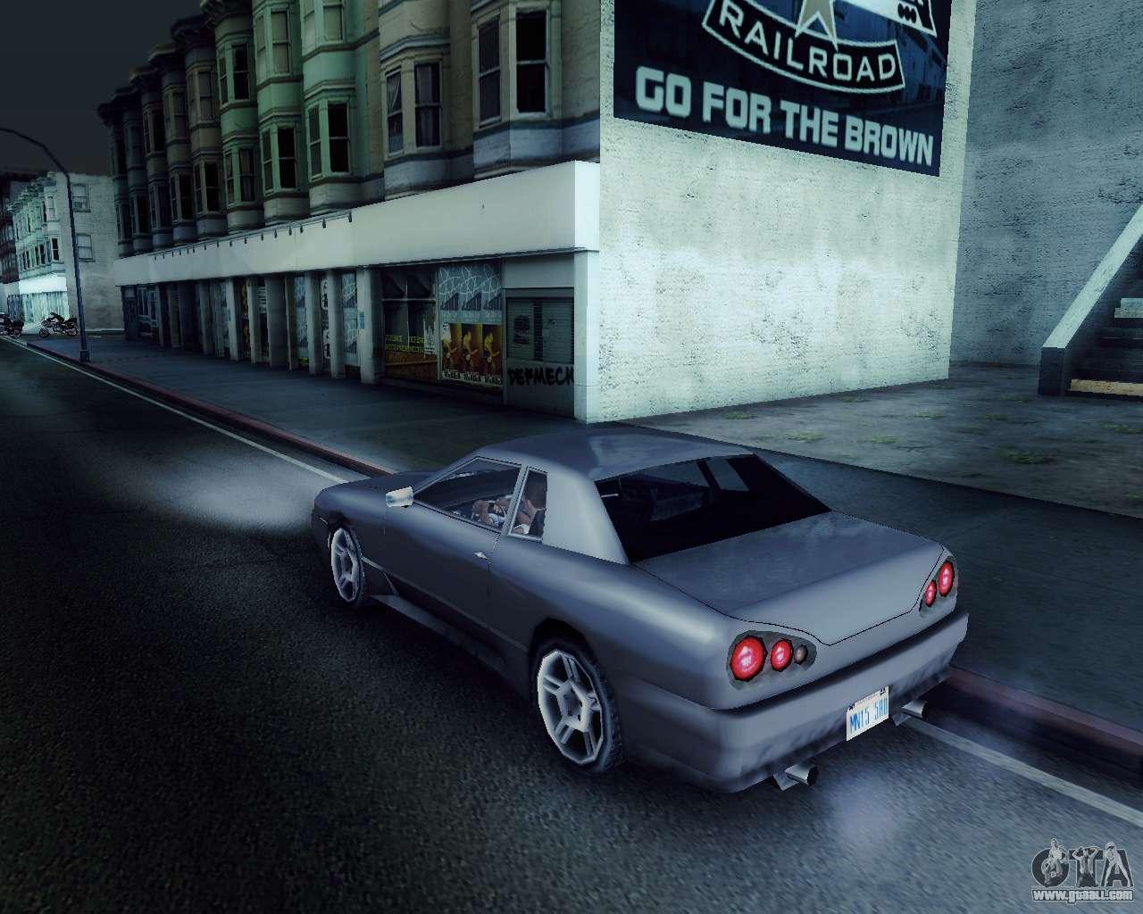 San Andreas to Vice City Vehicle Mod