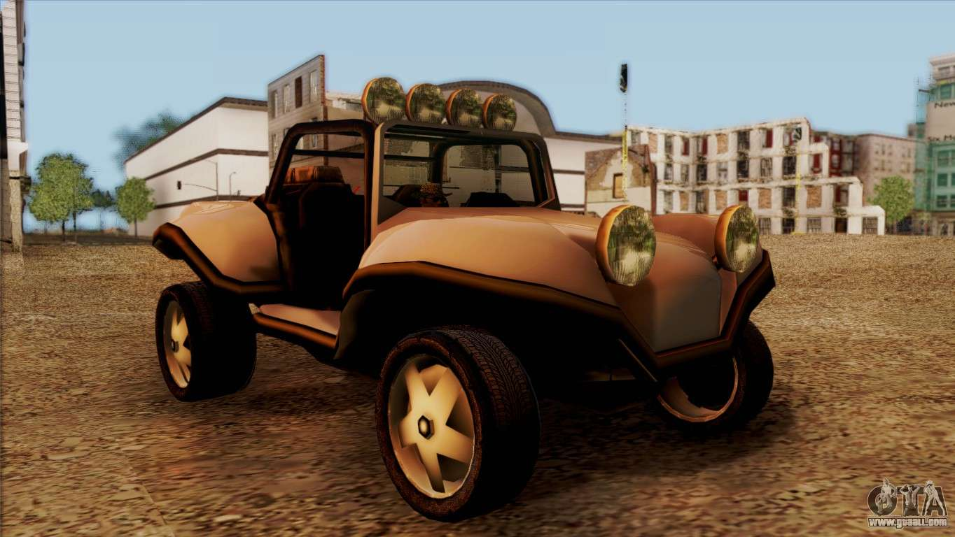 New Bf Injection For Gta San Andreas