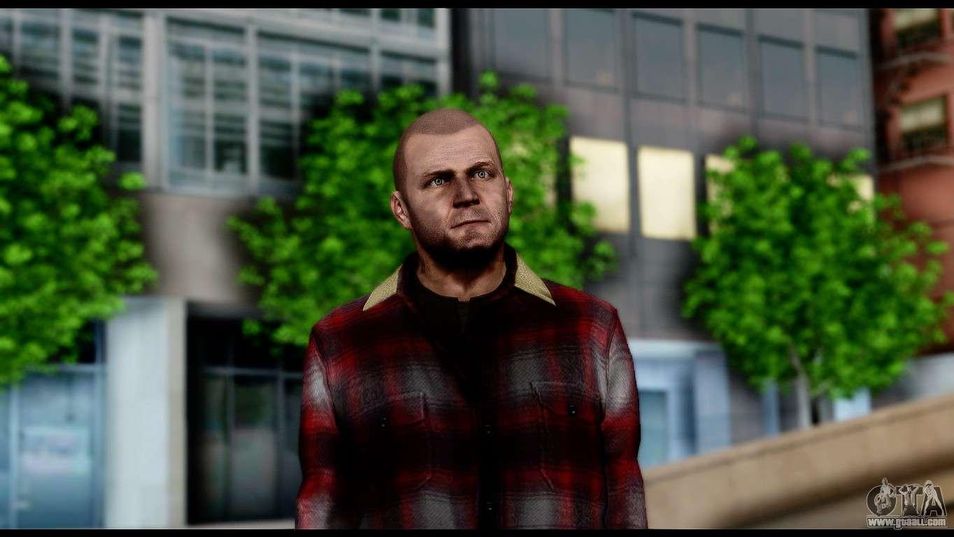 Prologue Michael Skin from GTA 5 for GTA San Andreas