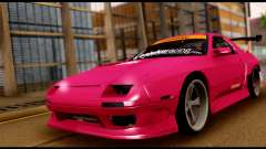 Mazda RX-7 FC35 Hoonigan for GTA San Andreas