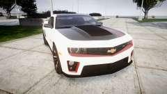 Chevrolet Camaro ZL1 2012 Redline