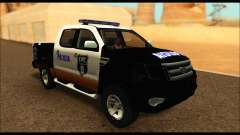 Ford Ranger P.B.A 2015 Text3 for GTA San Andreas