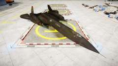 Lockheed SR-71 Blackbird for GTA 4