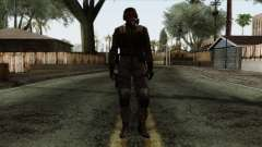 Resident Evil Skin 3 for GTA San Andreas
