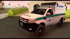 Ford Ranger 2013 Ambulancia Chubut