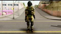 Support Troop from Battlefield 4 v2 for GTA San Andreas