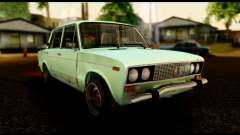 VAZ 2106 sedan for GTA San Andreas