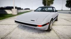 Mazda RX-7 1985 FB3s [EPM] for GTA 4