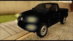 Volkswagen Amarok Cabina Simple for GTA San Andreas