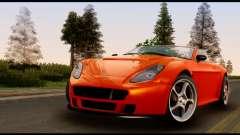GTA 5 Dewbauchee Rapid GT Cabrio [IVF] for GTA San Andreas