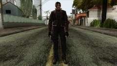Resident Evil Skin 5 for GTA San Andreas