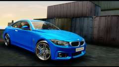 BMW 4-Series Coupe M Sport 2014