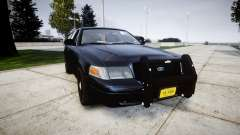 Ford Crown Victoria Police Interceptor [Retired]