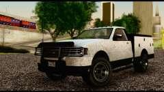 Utility Van from GTA 5