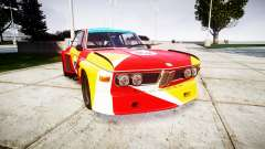 BMW 3.0 CSL Group4 1973 Art