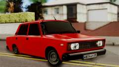 VAZ 2105 sedan for GTA San Andreas