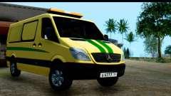 Mercedes-Benz Sprinter Collection Russia
