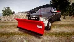 Dodge Ram 3500 Plow Truck [ELS]