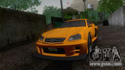 Benefactor Feltzer GTA V for GTA San Andreas