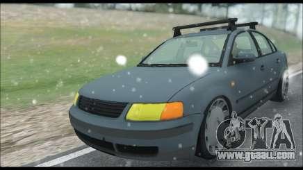 VW Passat for GTA San Andreas