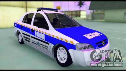 Chevrolet Astra Policia Vial Bonaerense for GTA San Andreas