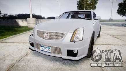 Cadillac CTS-V 2010 for GTA 4