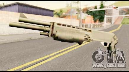 New Combat Shotgun for GTA San Andreas