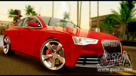 Audi RS5 2013 for GTA San Andreas