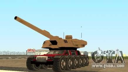Tink Tank for GTA San Andreas