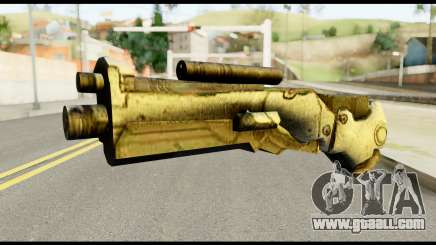 Plasmagun from Metal Gear Solid for GTA San Andreas