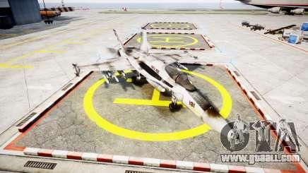 McDonnell Douglas FA-18 Hornet for GTA 4