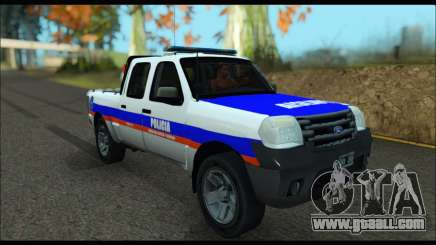 Ford Ranger 2011 Patrulleros CPC for GTA San Andreas