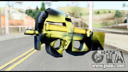 P90 from Metal Gear Solid for GTA San Andreas
