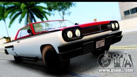 GTA 4 Voodoo for GTA San Andreas