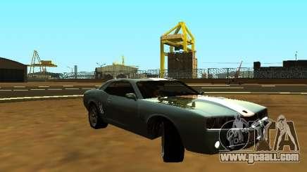 GTA 5 Bravado Gauntlet for GTA San Andreas