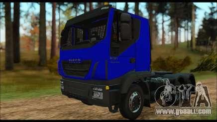 Iveco Trakker 2014 for GTA San Andreas