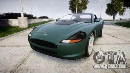 Dewbauchee Super GTR for GTA 4