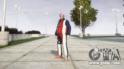 Clothes American dictator for GTA 4
