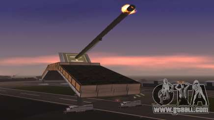 Landkreuzer P. 1500 Monster for SA:MP for GTA San Andreas