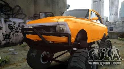 Moskvich 412 Monster for GTA 4