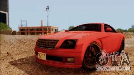 Schyster Fusilade Sport 1.0 (HQLM) for GTA San Andreas