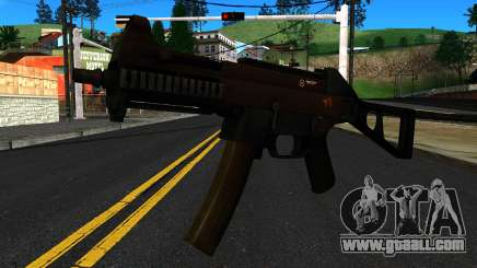 UMP9 from Battlefield 4 v1 for GTA San Andreas