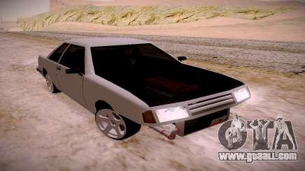 Manana BOOM for GTA San Andreas