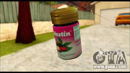 Mastin Good Grenade for GTA San Andreas