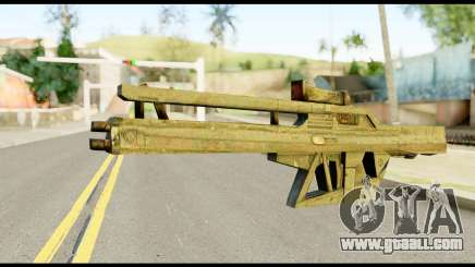 Fortune RG from Metal Gear Solid for GTA San Andreas