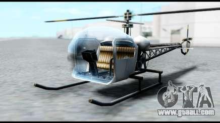 Beta Sparrow for GTA San Andreas