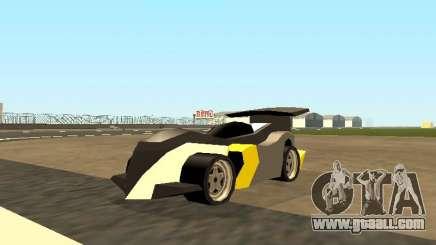 RC Bandit (Automotive) for GTA San Andreas
